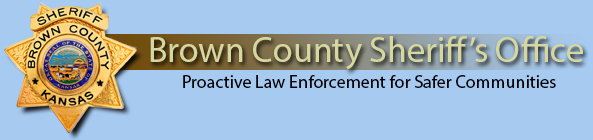 Outstanding Warrants | Brown County Sheriff's Office