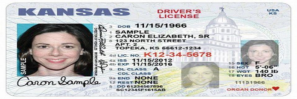 Kansas Drivers License Checks